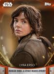 Lyra Erso - Topps' Women of Star Wars