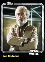 Jan Dodonna - Rebel General - Base Series 1