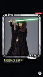 Luminara Unduli - Galactic Republic - Base Series 1