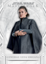 General Leia Organa - Masterwork 2018 - Base