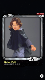 Boba Fett - Jango Fett Clone - Base Series 1