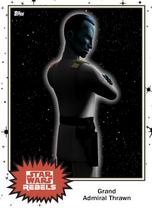 Grand Admiral Thrawn - Base Series 4 - Rebels