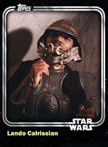 Lando Calrissian - Rebel Alliance - Base Series 1
