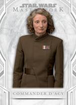 Commander D'Acy - Masterwork 2018 - Base