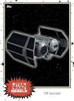 TIE Bomber - Base Series 4 - Rebels