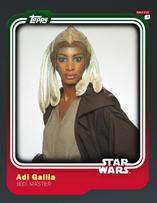 Adi Gallia - Jedi Master - Base Series 1