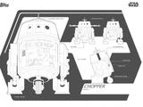 Chopper - Star Wars Rebels: Blueprints
