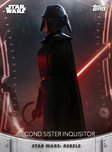 Second Sister Inquisitor - Topps' Women of Star Wars