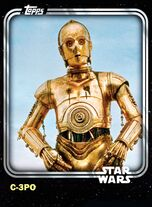 C-3PO - Protocol Droid (ANH) - Base Series 1