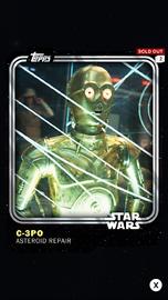 C-3PO - Asteroid Repair - Base Series 1