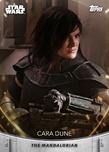 Cara Dune - Topps' Women of Star Wars