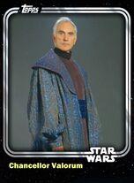 Chancellor Valorum - Galactic Republic - Base Series 1