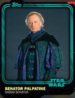 Senator Palpatine - Naboo Senator - Base Series 1