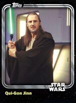 Qui-Gon Jinn - Jedi Master - Base Series 1