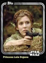 Princess Leia Organa - Rebel Leader (ROTJ) - Base Series 1