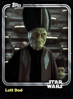 Lott Dod - Senator - Base Series 1