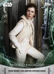 Princess Leia Organa - Topps' Women of Star Wars