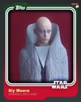 Sly Moore - Chancellor's Aide - Base Series 1