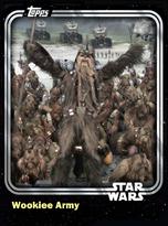 Wookiee Army - Galactic Republic - Base Series 1