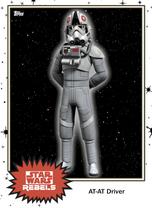 AT-AT Driver - Base Series 4 - Rebels