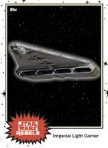 Imperial Light Carrier 1 - Base Series 4 - Rebels