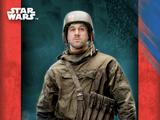 Sergeant Derham Boyce - Star Wars: The Last Jedi - Physical Base - Characters