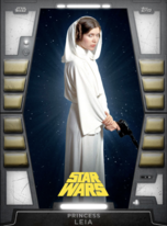 Princess Leia - 2020 Base Series