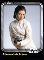 Princess Leia Organa - Rebel Leader (ESB) - Base Series 1
