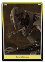 General Grievous - Base Series 5
