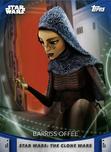 Barriss Offee - Topps' Women of Star Wars
