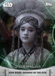 Queen Apailana - Topps' Women of Star Wars