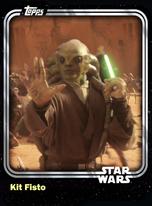 Kit Fisto - Galactic Republic - Base Series 1