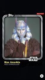 Mas Amedda - Vice Chancellor - Base Series 1