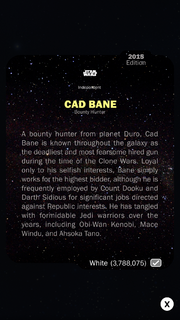CadBane-BountyHunter-White-Back