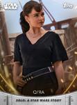 Qi'ra - Topps' Women of Star Wars