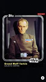 Grand Moff Tarkin - Galactic Empire - Base Series 1