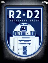 R2-D2 - Digital Patches