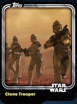 Clone Trooper - Galactic Republic - Base Series 1