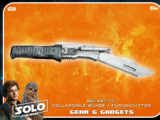 Beckett's Collapsible Blade/Fusioncutter - Solo: A Star Wars Story - Gear & Gadgets