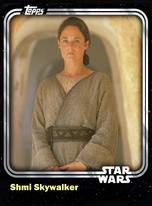 Shmi Skywalker - Tatooine Slave - Base Series 1