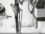 BG-J38 - Star Wars: Return of the Jedi - Black & White - Behind the Scenes