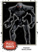 Imperial Sentry Droid - Base Series 4 - Rebels