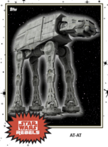 AT-AT - Base Series 4 - Rebels