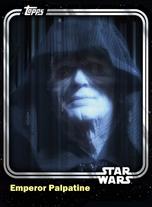Emperor Palpatine - Sith Master - Base Series 1
