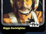 Biggs Darklighter - X-Wing Pilot - Base Series 1