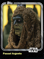 Passel Argente - Corporate Alliance Magistrate - Base Series 1
