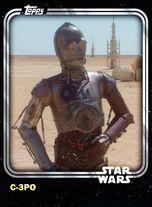 C-3PO - Tatooine Moisture Farm - Base Series 1