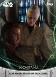 Jocasta Nu - Topps' Women of Star Wars