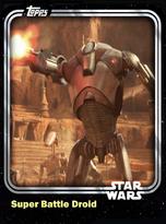 Super Battle Droid - Separatists - Base Series 1