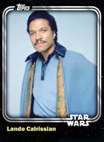 Lando Calrissian - Bespin Administrator - Base Series 1